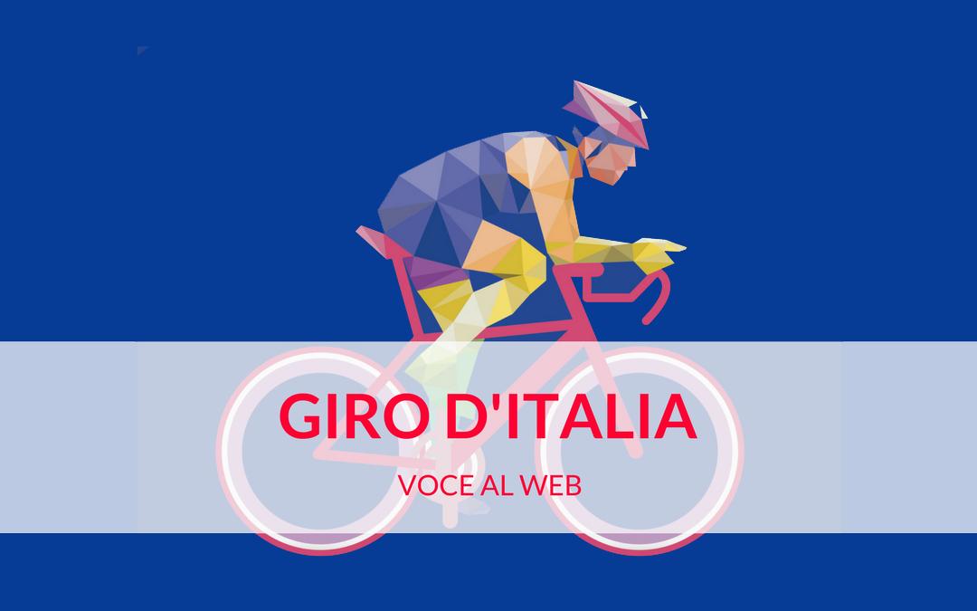 Giro d'Italia: voce al web