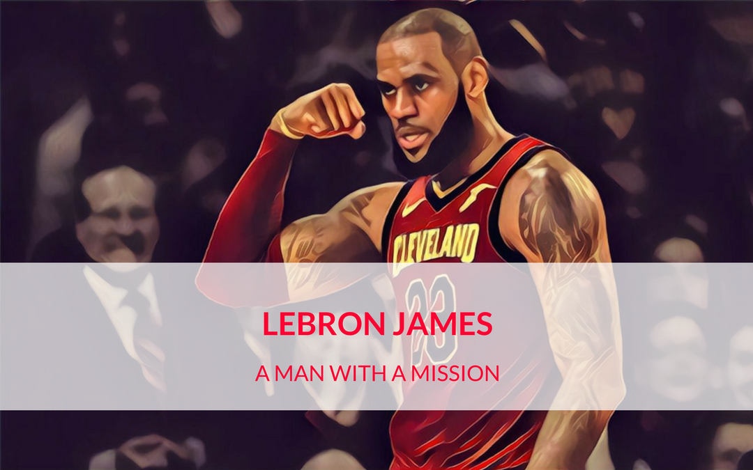 Lebron James: a man with a mission (anche sui social)